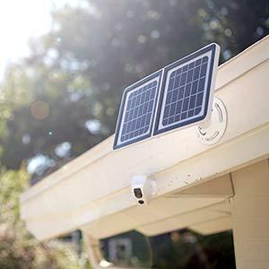 tend insight solar powerewd - Pro - Indoor/Outdoor Weatherproof Security Camera